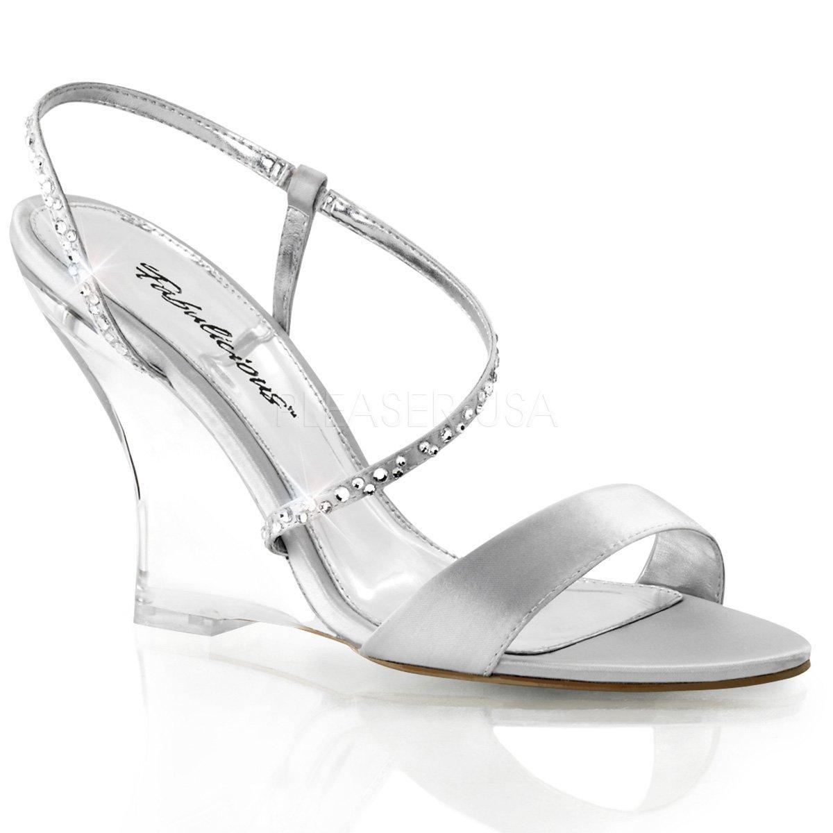 LUMINA-23 Luxusní zlaté plesové sandálky na podpatku zdobené kamínky ... fb294fbf48